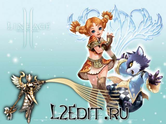 Клиент Lineage 2: Age Of Splendor