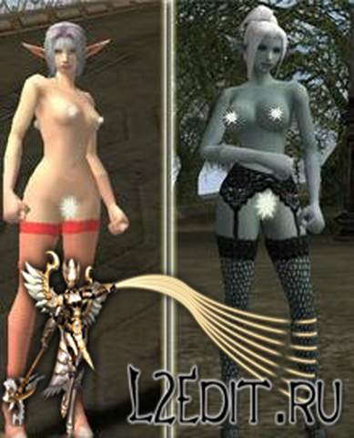 Speak Lineage 2 nude girls there