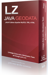 LZ Geodata для Freya Java (version: 1F)